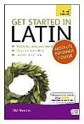 Teach Yourself Language #3: Get Started in Latin with Audio CD: A Teach Yourself Program