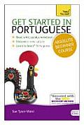 Teach Yourself Language #5: Get Started in Portuguese with Audio CD: A Teach Yourself Guide