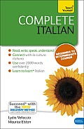 Complete Italian with Two Audio CDs: A Teach Yourself Program (Teach Yourself Language)