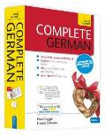 Complete German with Two Audio CDs: A Teach Yourself Program (Teach Yourself Language)