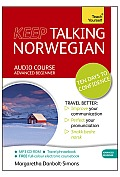 Keep Talking Norwegian: A Teach Yourself Audio Program (Teach Yourself Language)