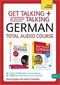 Teach Yourself Language #1: Get Talking/Keep Talking German: A Teach Yourself Audio Pack