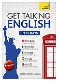 Get Talking English in Ten Days: A Teach Yourself Audio Course (Teach Yourself Language)