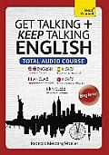 Teach Yourself Language #1: Get Talking/Keep Talking English: A Teach Yourself Audio Pack