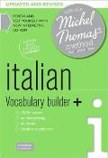 Italian Vocabulary Builder+ (Learn Italian With the Michel Thomas Method)