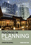 Readings in Planning Theory (3RD 11 Edition)