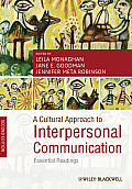 Cultural Approach To Interpersonal Communication (2ND 13 Edition)