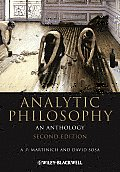 Analytic Philosophy An Anthology