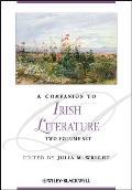 A Companion to Irish Literature