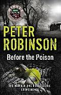 Before the Poison. Peter Robinson