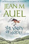 The Valley of Horses. Jean M. Auel