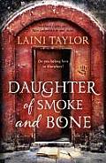 Daughter of Smoke & Bone 01 Uk