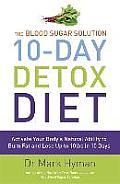 10 day detox diet UK ed