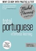 Michel Thomas Method Total Portuguese Effortless Learning