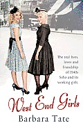 West End Girls (Large Print)