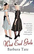 West End Girls (Large Print)