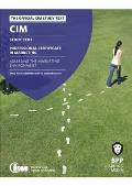 Cim - 2 Assessing the Marketing Environment: Study Text