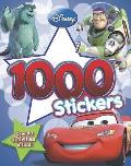 Disney Pixar 1000 Sticker Book