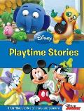 Disney Mega Treasury - Junior Playtime Stories