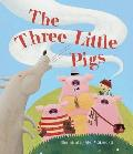3 Little Pigs (Picturebook Padded Fairytales)
