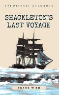 Shackleton's Last Voyage