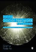 Doing Social Network Research: Network-Based Research Design for Social Scientists