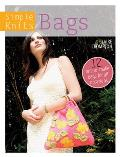 Bags: 12 Fun-To-Make Bags for All Occasions (Simple Knits) Cover