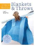 Blankets & Throws: 10 Great Designs to Choose from (Simple Knits) Cover