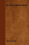 Man Nobody Knows (11 Edition)