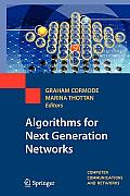 Algorithms for Next Generation Networks (Computer Communications and Networks)