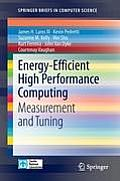 Energy-Efficient High Performance Computing