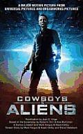 Cowboys & Aliens Film Tie In by Joan D Vinge