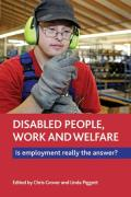Work: Is Employment Really the Answer?