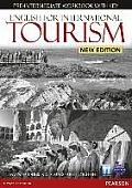 English for International Tourism New Edition Pre-intermediate Workbook (With Key) and Audio Cd