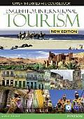 English for Intermediate Tourism Upper Intermediate Student Book with DVD