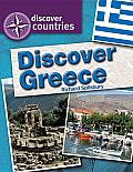 Discover Greece Cover