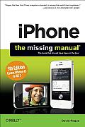 iPhone The Missing Manual 5th Edition