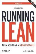 Running Lean: Iterate from Plan A to a Plan That Works (Lean)