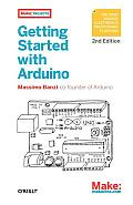 Getting Started with Arduino Cover