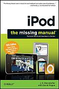 iPod The Missing Manual 10th Edition