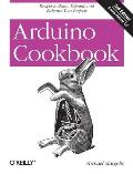 Arduino Cookbook Cover