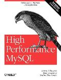 High Performance MySQL: Optimization, Backups, and Replication Cover