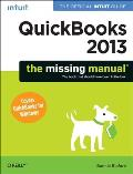QuickBooks 2013: The Missing Manual: The Official Intuit Guide to QuickBooks 2013 Cover