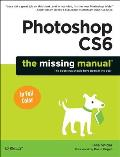 Photoshop Cs6: The Missing Manual (Missing Manuals) Cover