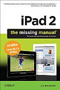 iPad 2 The Missing Manual 3rd Edition