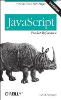 JavaScript Pocket Reference 3rd Edition