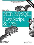 Learning PHP, MySQL, JavaScript, and CSS: A Step-By-Step Guide to Creating Dynamic Websites Cover