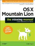 OS X Mountain Lion: The Missing Manual (Missing Manuals) Cover