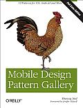Mobile Design Pattern Gallery Color Edition