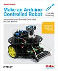 Make an Arduino-Controlled Robot Cover